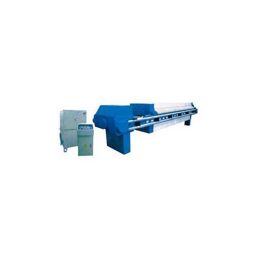 自動拉板廂式壓濾機