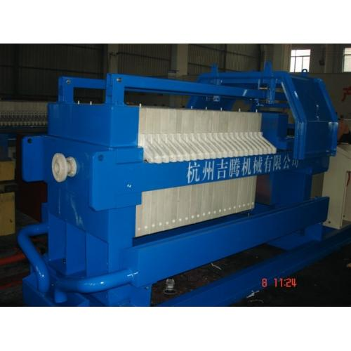 XM10-800快開式壓濾機